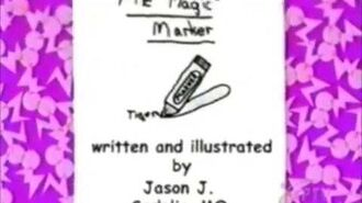 ZOOM Tales The Magic Marker