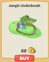 Jungle Underbrush
