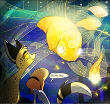 Fish of peace