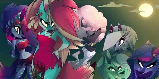 Vivziepop - Werewolf Girls