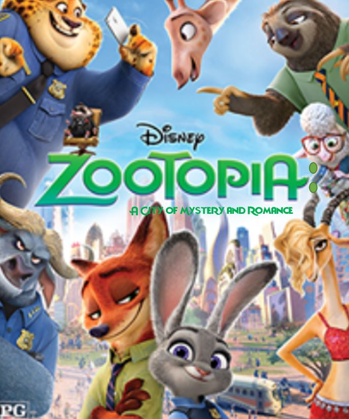 Zootopia: A City Of Mystery And Romance