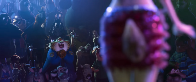 File:Clawhauser watching Gazelle's concert in the ending sequence.png