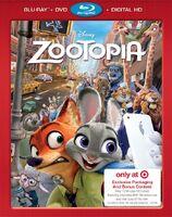 Zootopia Target exclusive 1