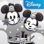 Disney Emoji Blitz App Icon Steamboat