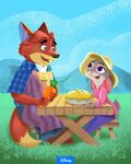 Happy Thanksgiving from Zootopia