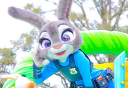 Judy Listening