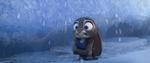 Judy-freezing water