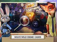 Solve wild crime cases