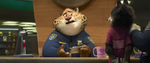 Zootopia Clawhauser