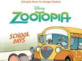 Disney Zootopia: School Days