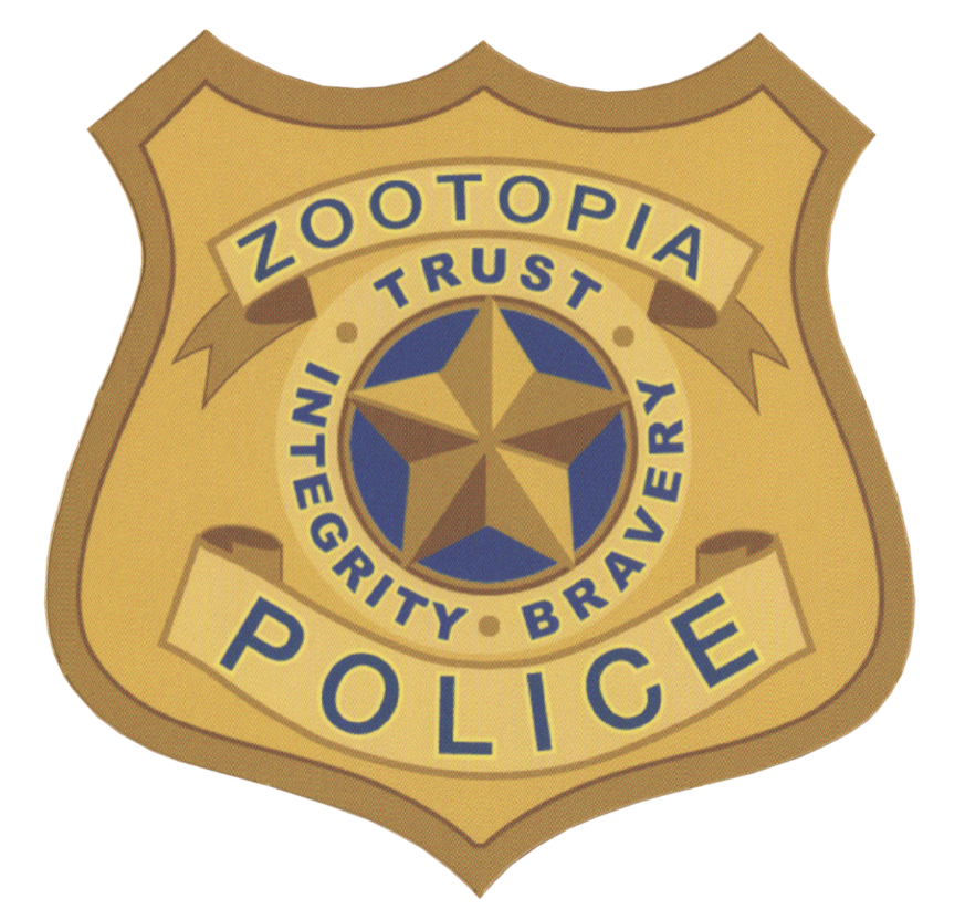 image police badge png zootopia wiki fandom powered by wikia