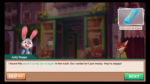 Judy Hopps - Peanut Candy Bar Wrapper