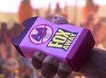 Fox repellent