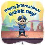 Hoppy International Rabbit Day