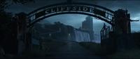 Cliffside Sign