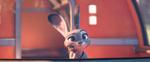 Judy listening to Music