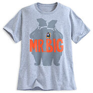 Mr Big Shirt