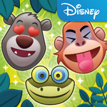 Disney Emoji Blitz App Icon Jungle
