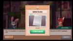 New Clue - Receipt