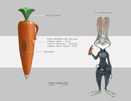 Hopps' Carrot Pen