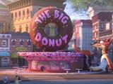 The Big Donut