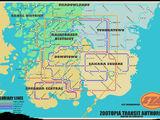 Zootopia Transit Authority