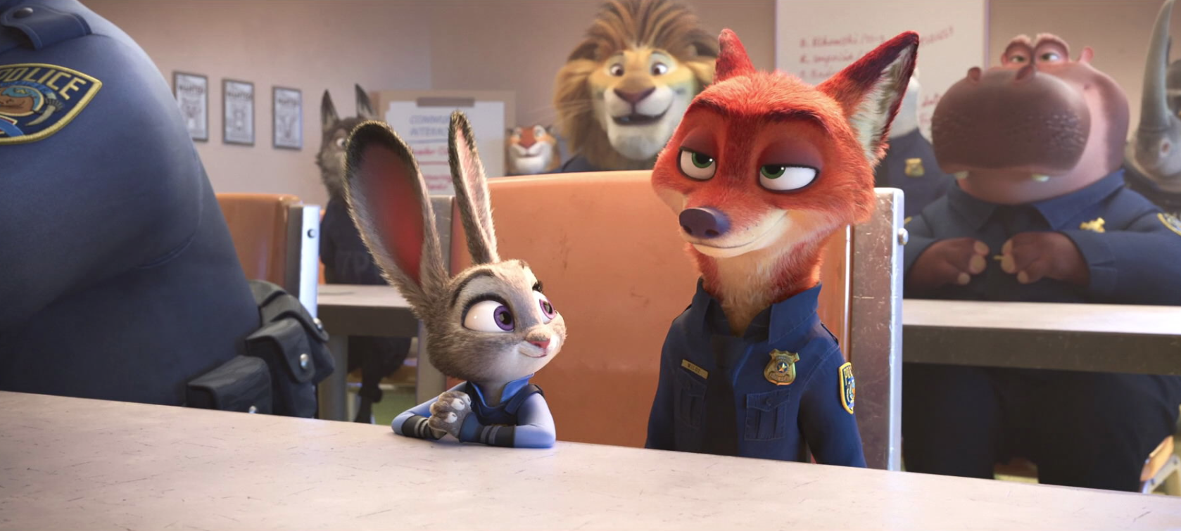 Judy and Nick's relationship | Zootopia Wiki | Fandom