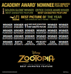 Zootopia Awards