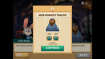 New Suspect Traits (Mitch) - Claws and Greasy Nails
