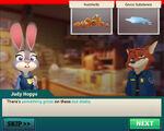 Judy nutshells