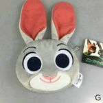 Zootopia bunny judy fox nick fennec finnick cheetah benjamin clawhauser wallet 9