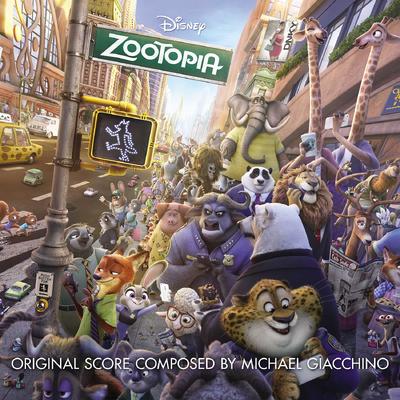Zootopia CDCover