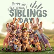 Happy Siblings Day