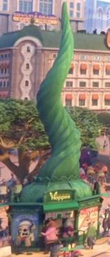 The Green Horn