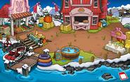 Zootopia Party Dock