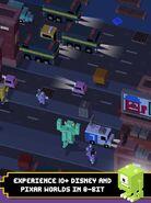 Crossy Road - Monsters