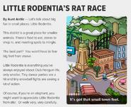 LR's Rat Race