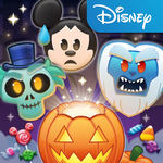 Disney Emoji Blitz App Icon Halloween