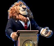 Lionheart Transparent