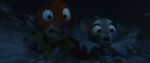 Judy And Nick Screaming