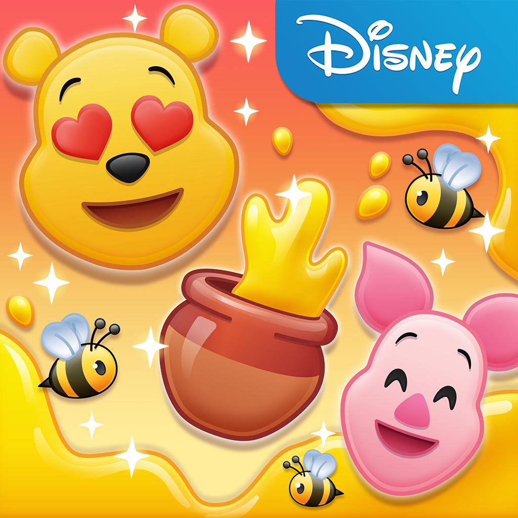 Image - Disney Emoji Blitz App Icon Pooh.png   Zootopia ...