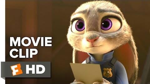 Zootopia Movie CLIP - Insubordination (2016) - Idris Elba, Ginnifer Goodwin Animated Movie HD