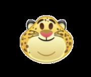 Clawhauser Emoji Trans