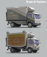 Truck G Variant