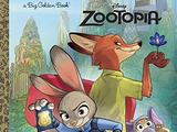 A Big Golden Book: Zootopia