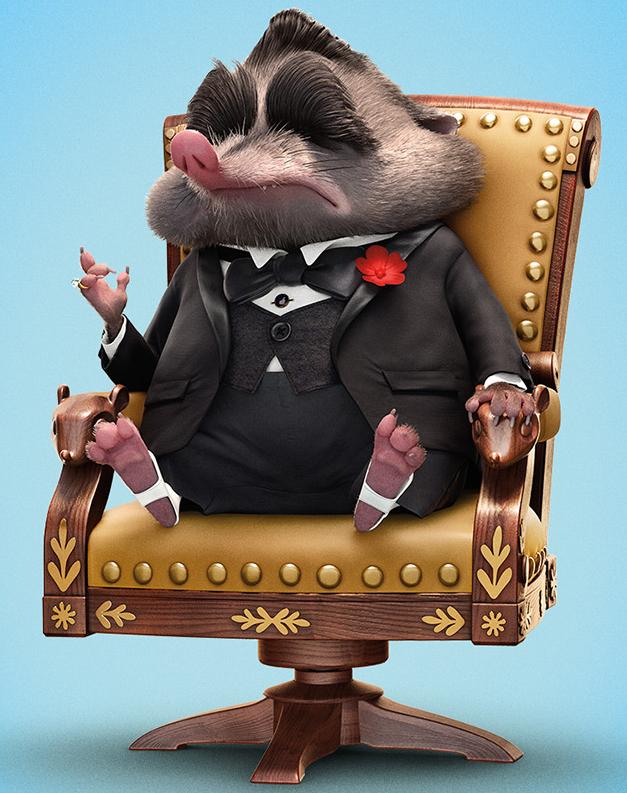 Mr Big Zootopia Wiki Fandom