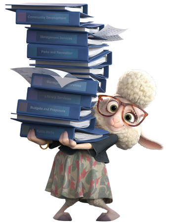 Assistant Mayor Bellwether Zootopia Wiki Fandom