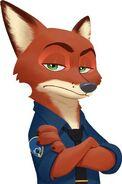 Nick annoyed crime files