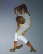 Tiger Pose Concept