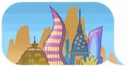 Emoji-Downtown